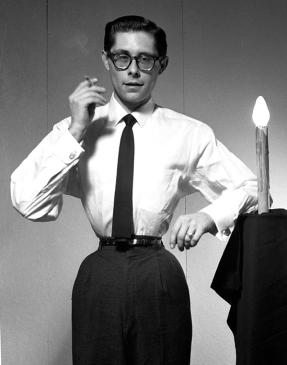 Fakir Mustafar as The Perfect Gentleman, 1959