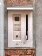 Doorbells in Venice/Venezia