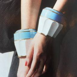 Bracelet Designs by Studio O'Sullivan for Balenciaga