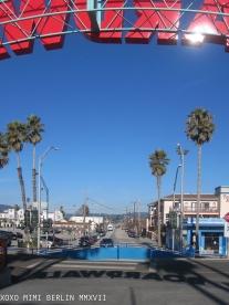 Sunny Santa Cruz Boardwalk