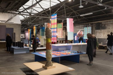 Dutch Design Week 2017 More at the VDMA Garage