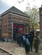 Dots at the Kazerne during the Dutch Design Week 2017