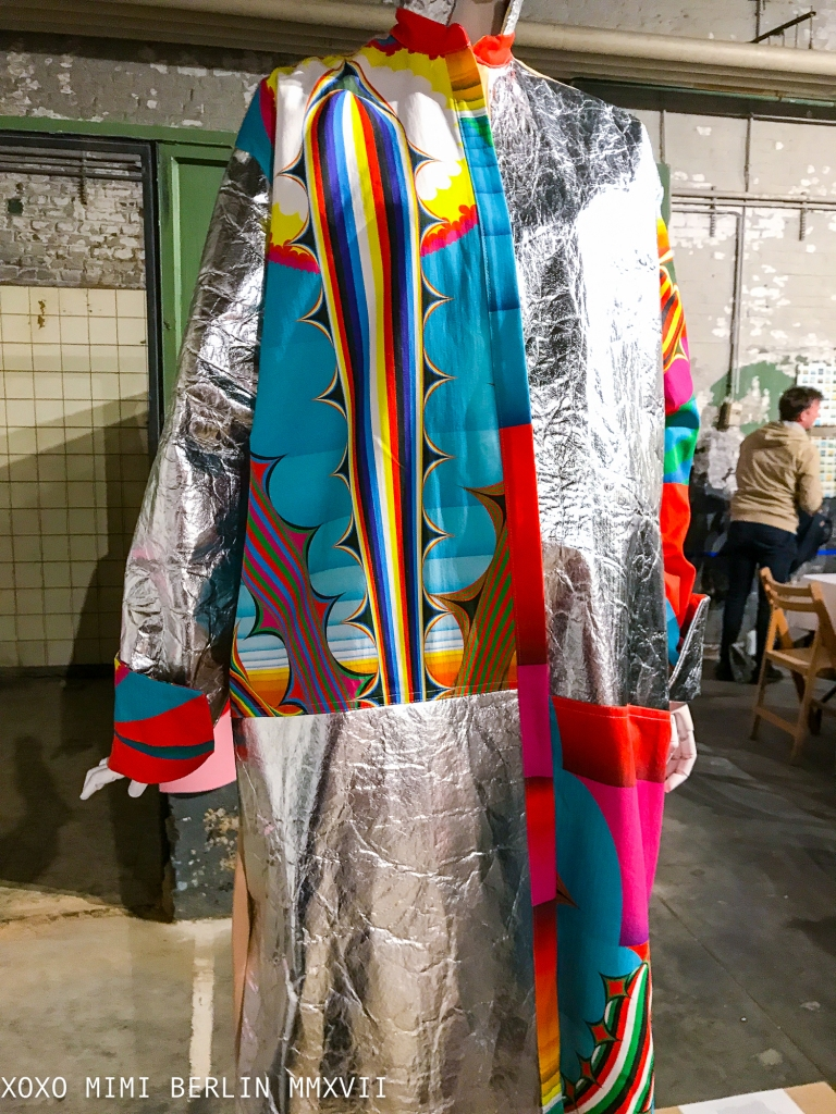 Fashion Design at the DDW17